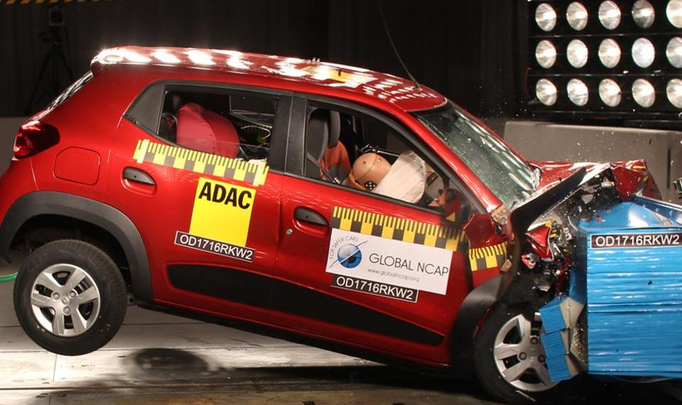 Global Ncap Released Its New Set Of Ratings For India On Wednesday