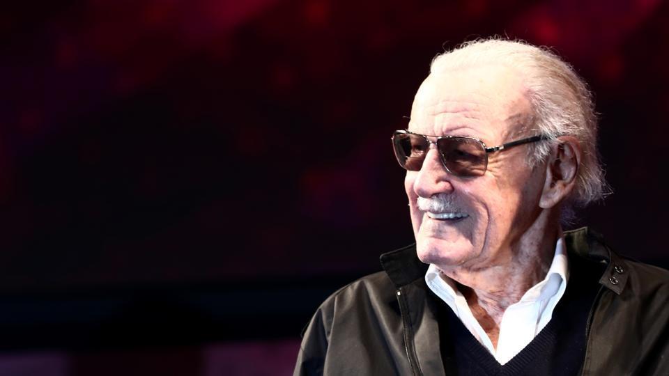 Stan Lee,Stan Lee new Latin superhero,Fantastic Four