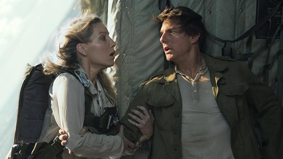 The Mummy is scheduled for a June 9 release.