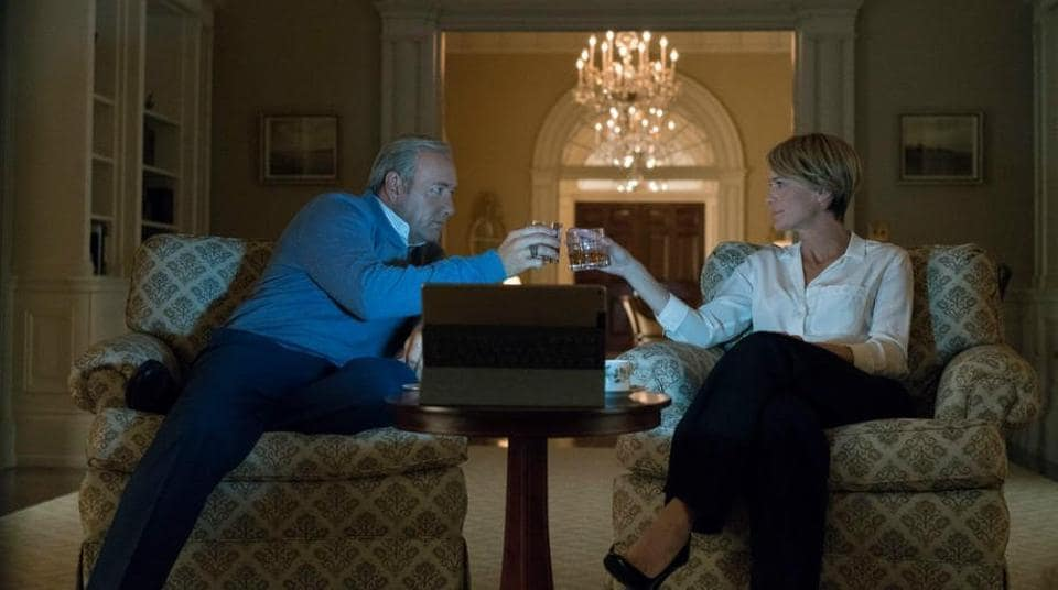 How will Netflix and House of Cards work around Trump?