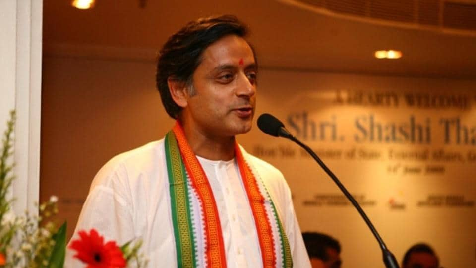 Tharoor addressed the media at his residence here after a Television channel had broadcasted a news item that claimed that he was involved in Sunanda Pushkar's death.