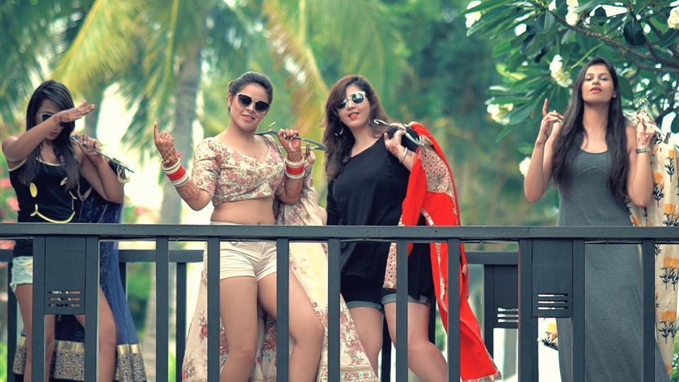 Amisha had no idea that her wedding video would go viral.