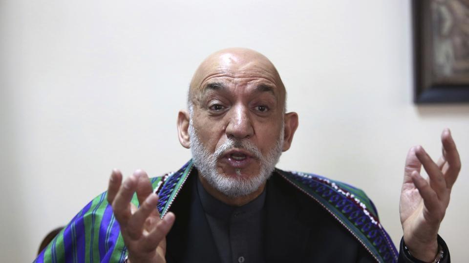 India-Pakistan,Afghanistan,Hamid Karzai