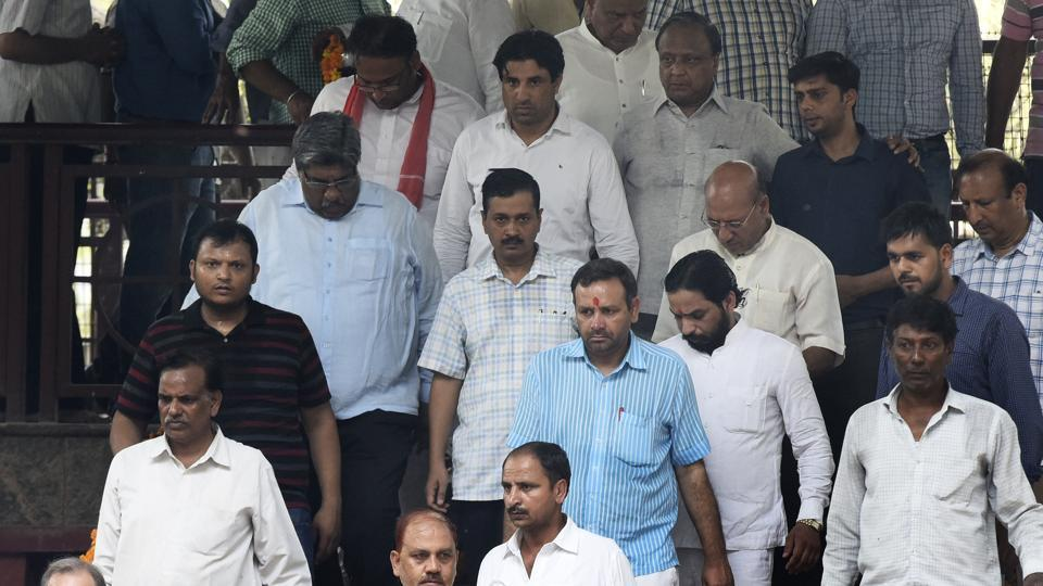 Delhi chief minister Arvind Kejriwal has said truth will prevail in the alleged bribery case.