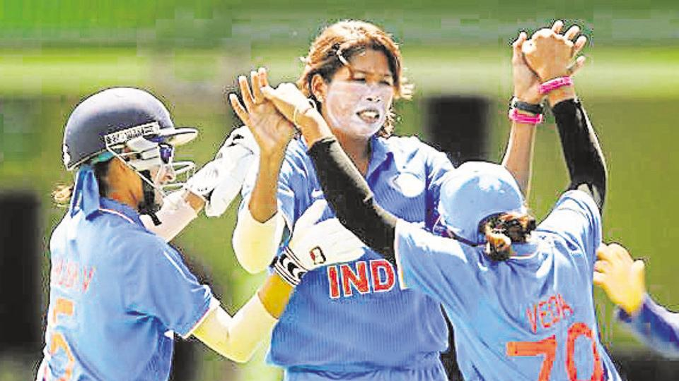 Jhulan Goswami, ex-India cricket captain, becomes leading wicket-taker in ODIs