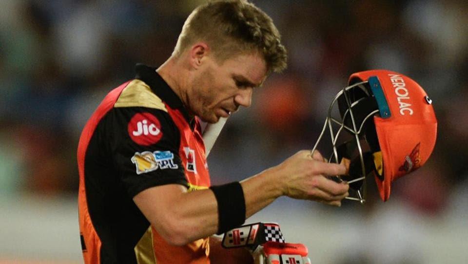 IPL 2017,Sunrisers Hyderabad,David Warner