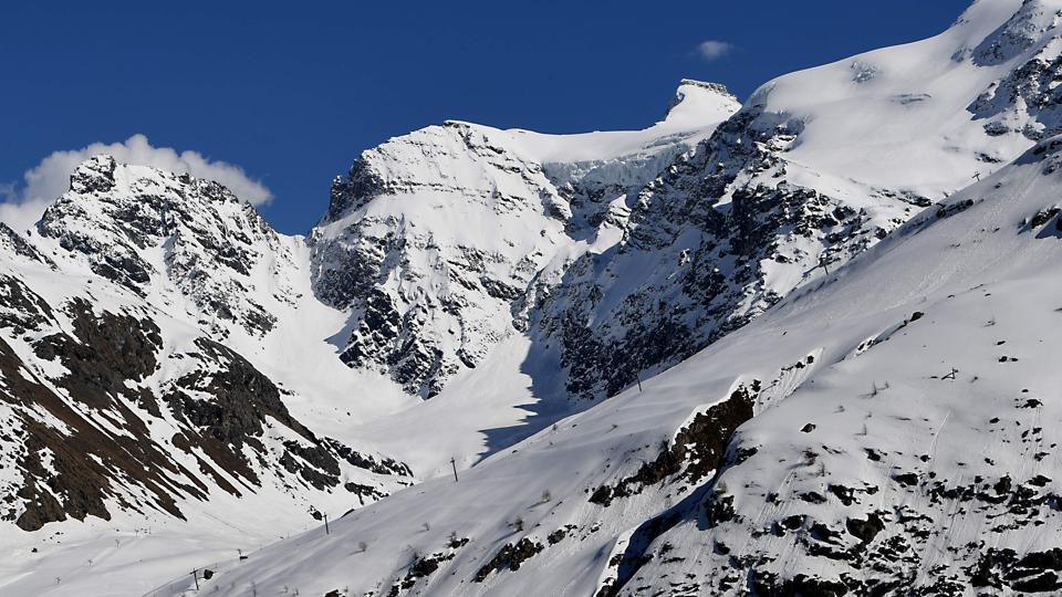 French alps,Avalanche,Skiers killed