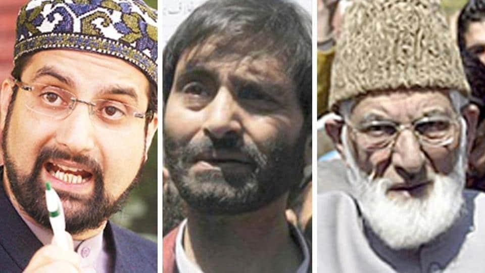 Kashmiri separatist leaders Mirwaiz Umar Farooq, Yasin Malik and Syed Ali Shah Geelani said they had nothing to do with Islamic State and al Qaeda.