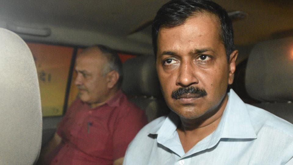 ACB registers three FIRs against Kejriwal's deceased kin, others