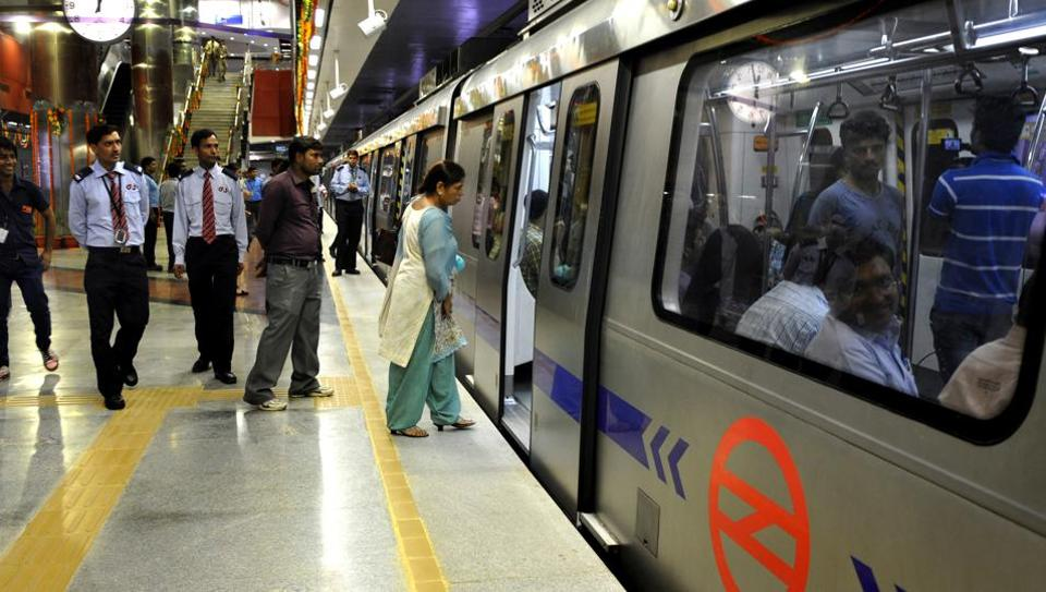 Delhi metro fares to go up