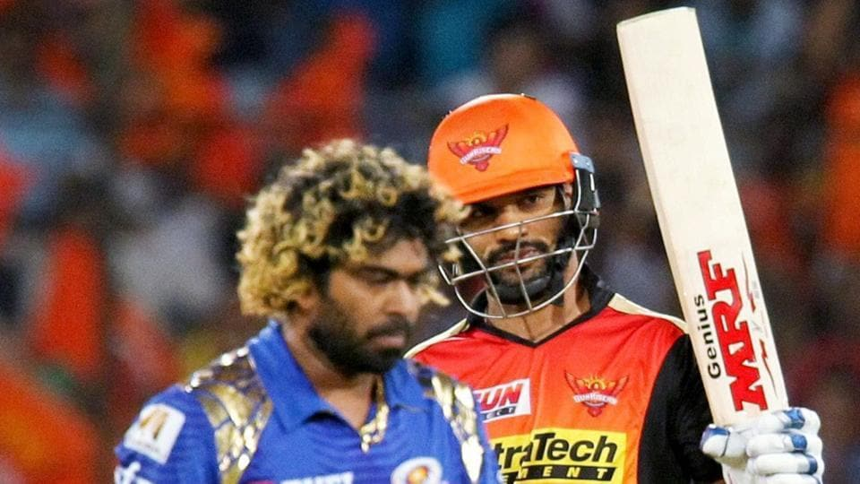 IPL 2017,Sunrisers Hyderabad,Mumbai Indians