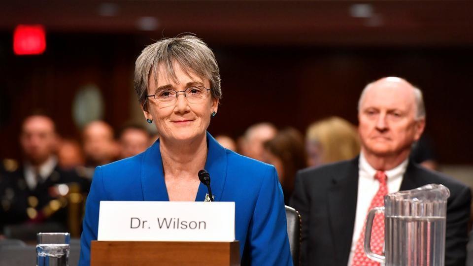 Heather Wilson,Donald Trump,Air Force secretary