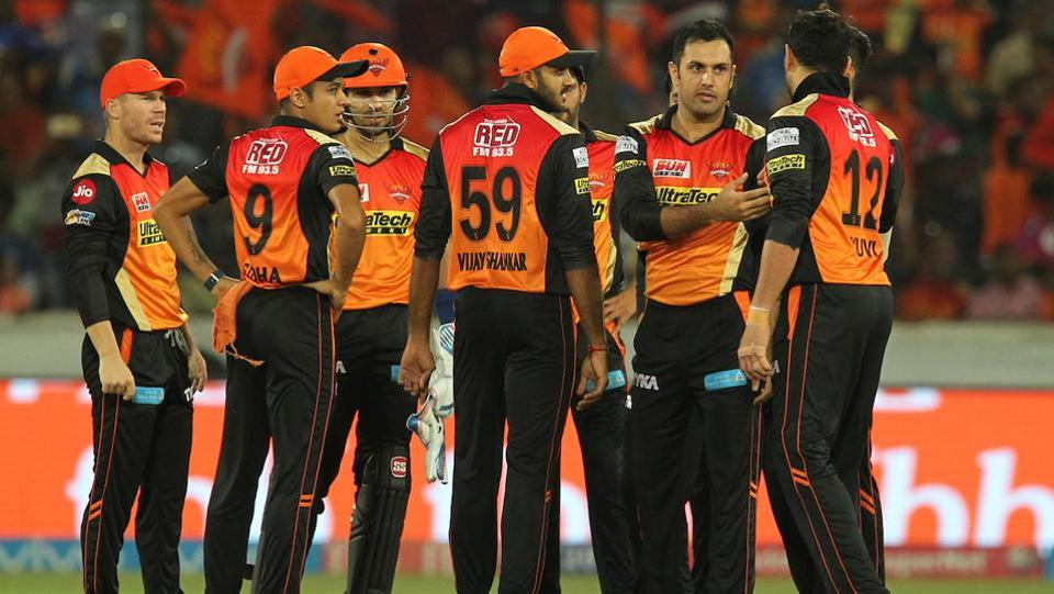 Afghanistan's Mohammad Nabi starred for the Sunrisers Hyderabad as he ended with figures of 4-0-13-1. (BCCI)