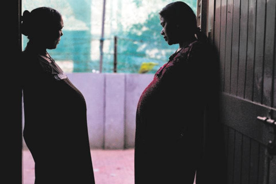 Surrogate mothers,Surrogacy,India