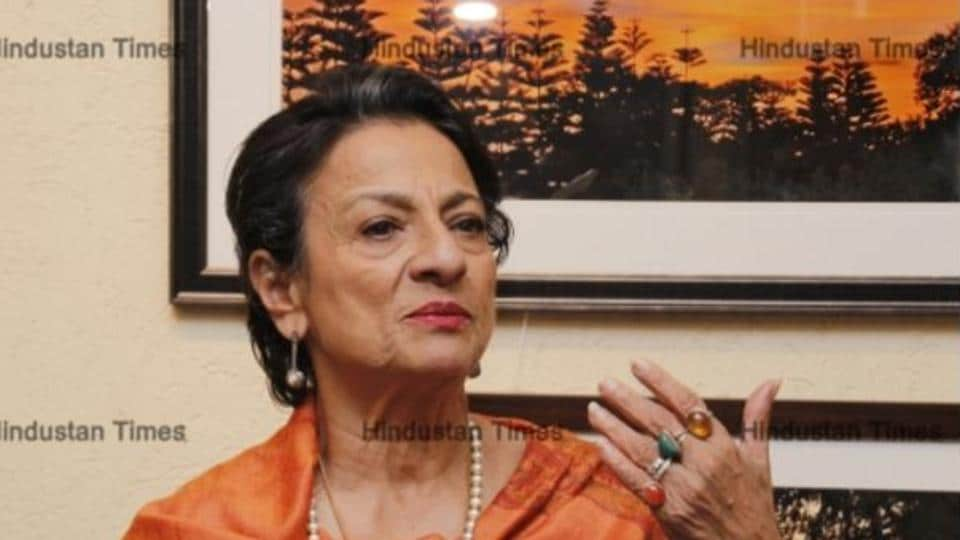 Tanuja is back to acting with her TV debut, Aarambh.