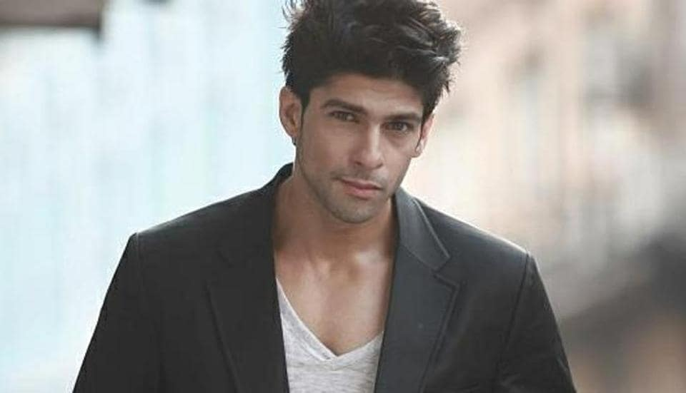 Model-turned-actor Haroon Kazi