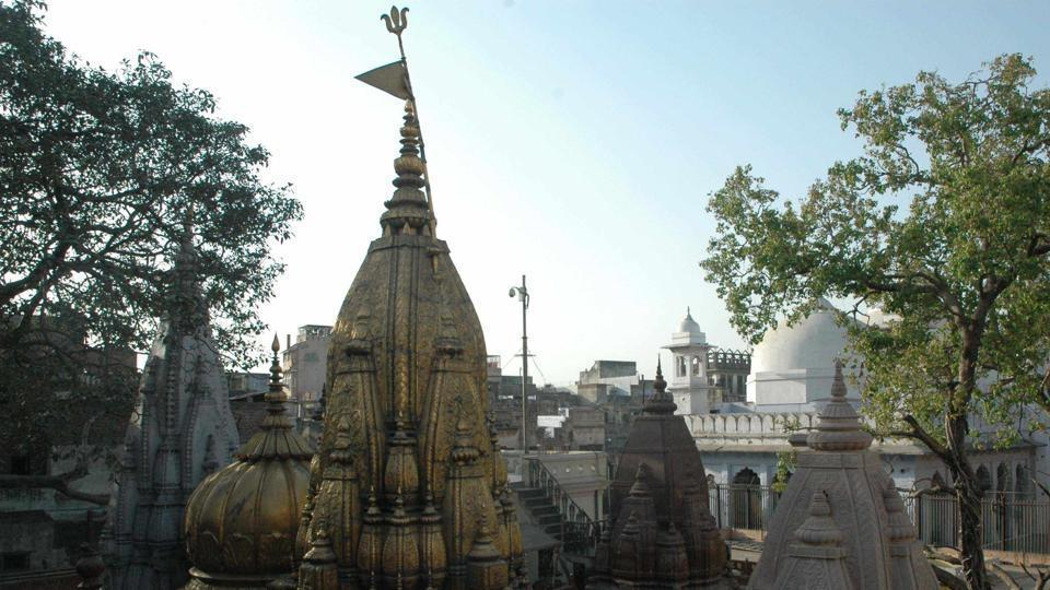 In the suit filed by the temple Trust, Swayambhu Vishweshwarnath idol is one of the parties and it has been stated that the temple was built by Maharaja Vikramaditya about 2050 years ago.