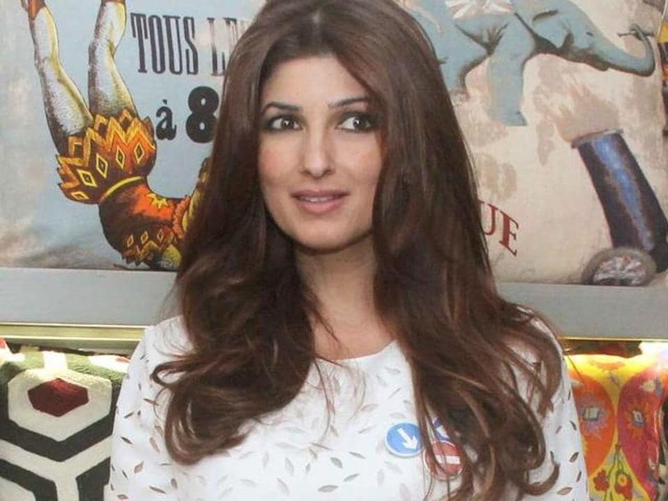 Twinkle Khanna is not afraid to take trollers head on and shut them down.