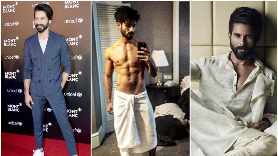 Shahid Kapoor took to Twitter to thank his fans as he completed 14 years in Bollywood.