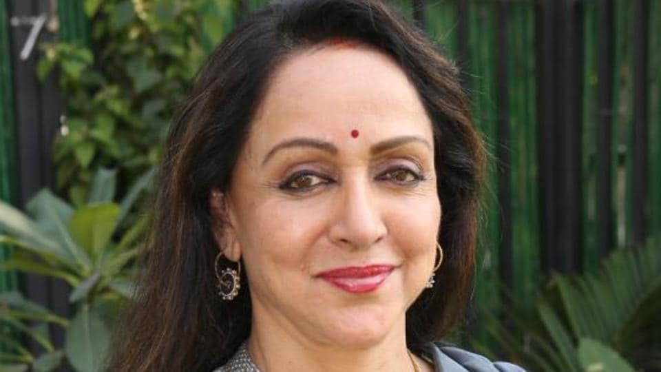 Hema Malini was recently honoured with the Dadasaheb Phalke Excellence Award.