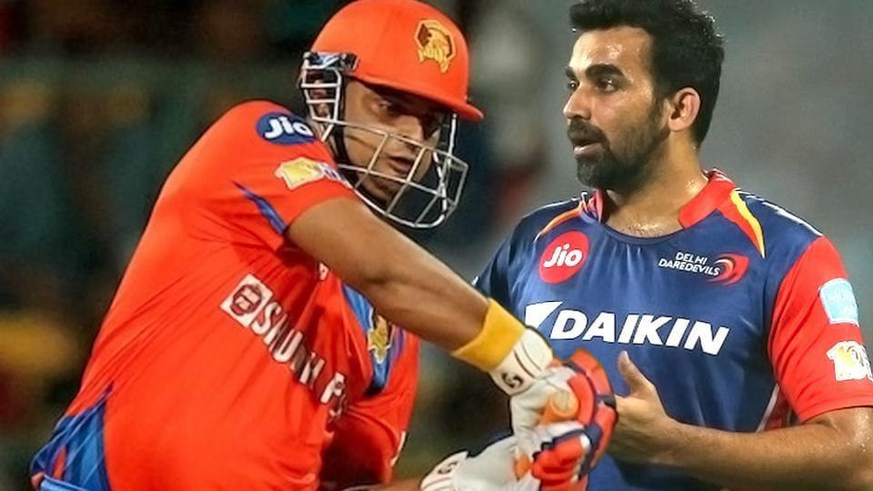 IPL 2017,Live cricket score,gujarat lions