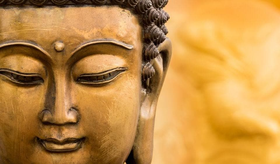 On Buddha Purnima, devotees visit temples, light candles, pray and offer sweets and fruits before a statue of Lord Buddha.