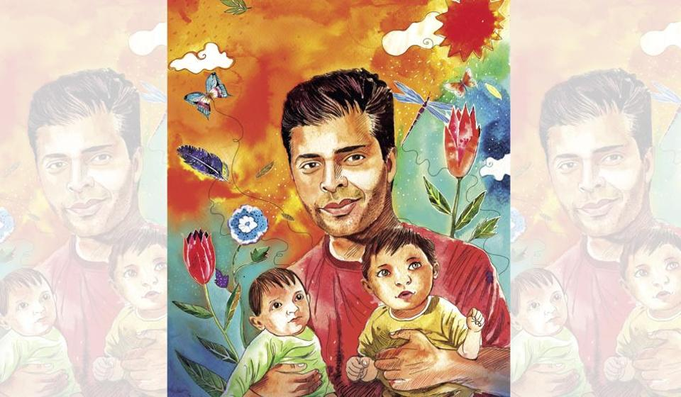 For Karan Johar, now it is all about loving the children