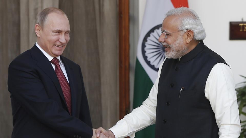 India,Russia,Narendra Modi
