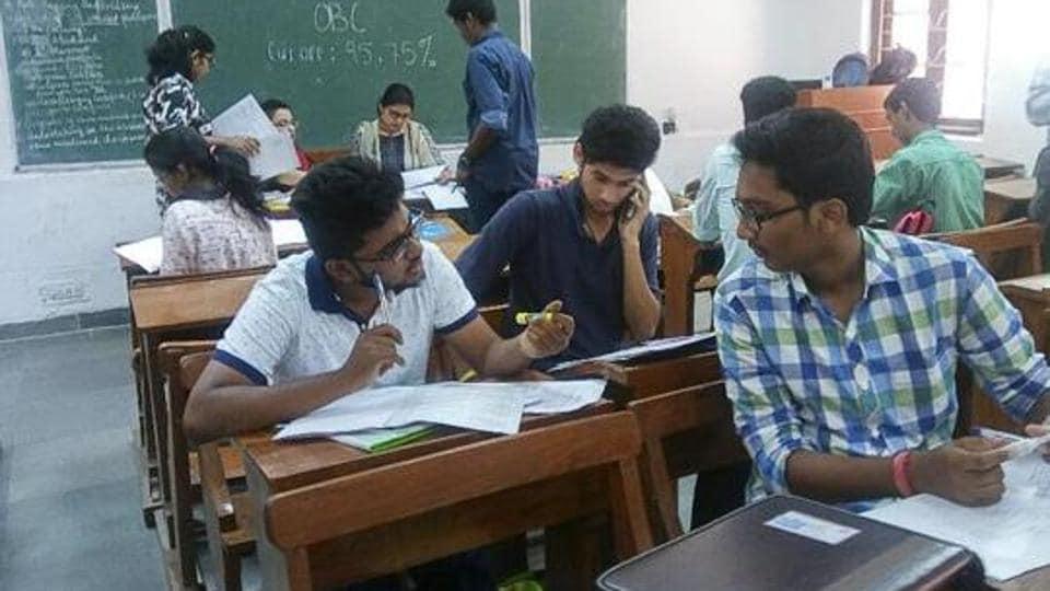 DU admission,admission in Delhi colleges,Delhi university admission