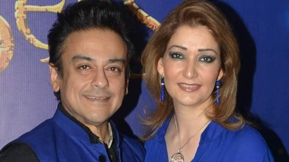 An elated Adnan Sami shared on social media that he always wanted to have a daughter.