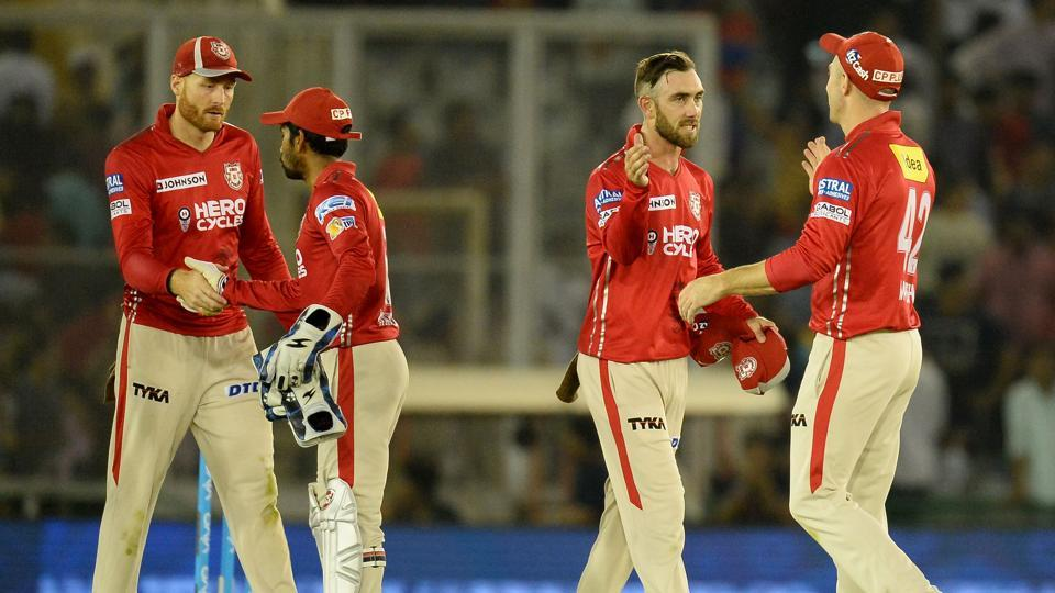Kings XI Punjab have kept their play-off hopes alive after beating Kolkata Knight Riders but they must hope that they win their remaining games and that Sunrisers Hyderabad lose their last match.