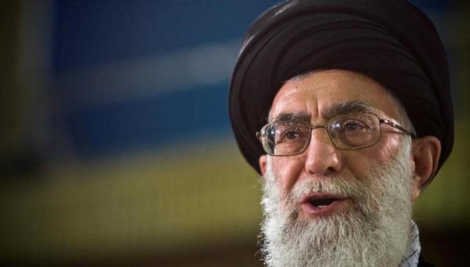 Ayatollah Ali Khamenei's comments came as the country's intelligence minister said his agents already disrupted one plot to cause disruptions.