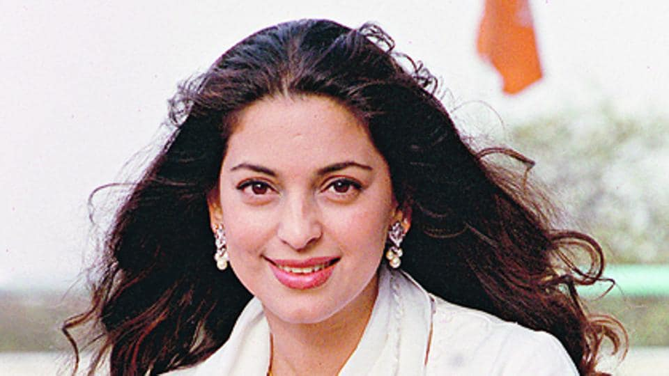 Actor Juhi Chawla has started a campaign to start planting trees.