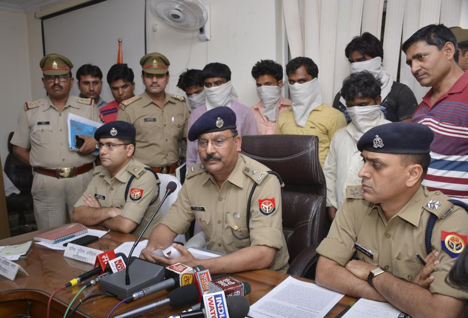 Police have arrested six persons in connection with the case.