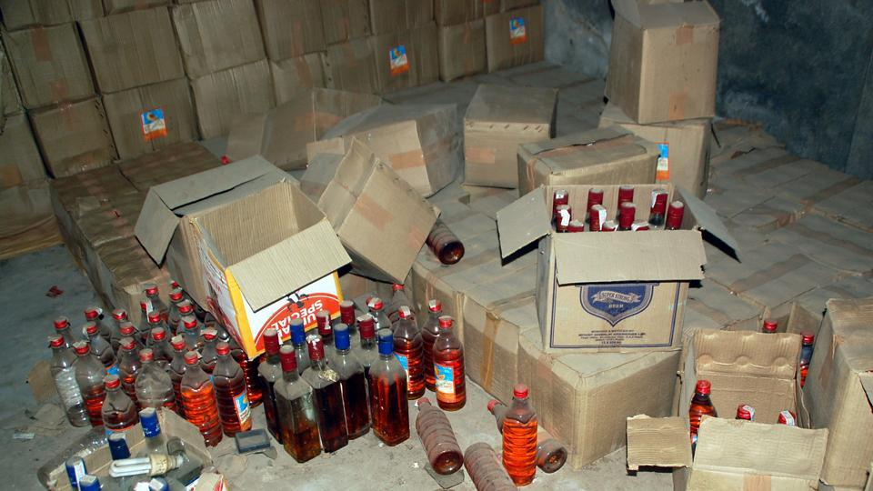 Enforcement Directorate,Liquor mafia,Prohibition