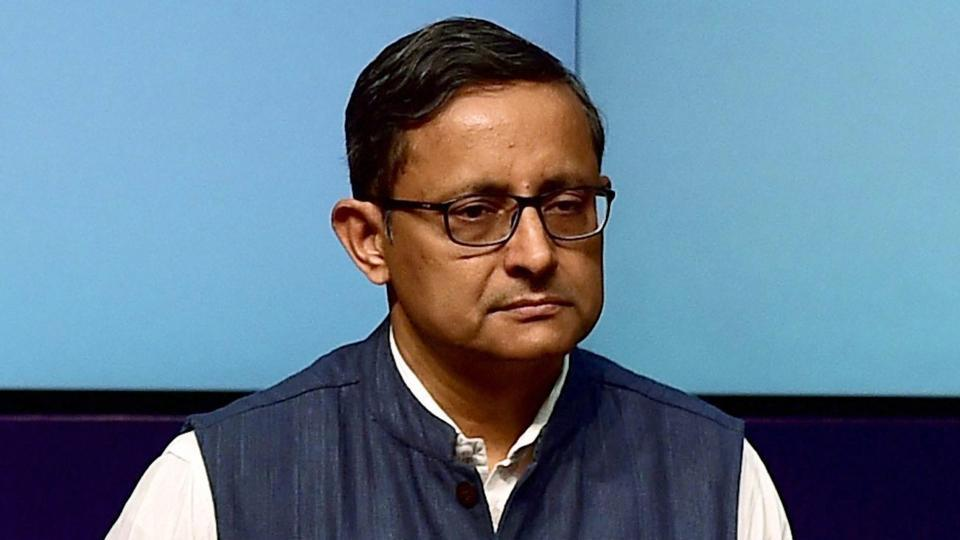The current ministry of road transport and highways secretary Sanjay Mitra.