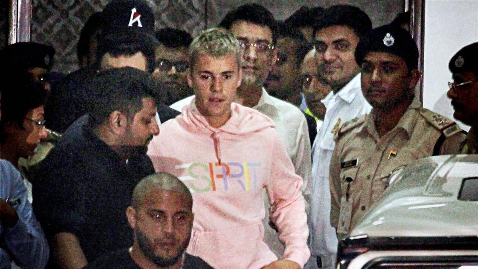 Image result for justin bieber concert at mumbai