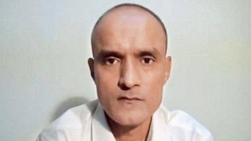 A file photo of former Indian naval officer Kulbhushan Jadhav, who has been sentenced to death by a Pakistani military court.