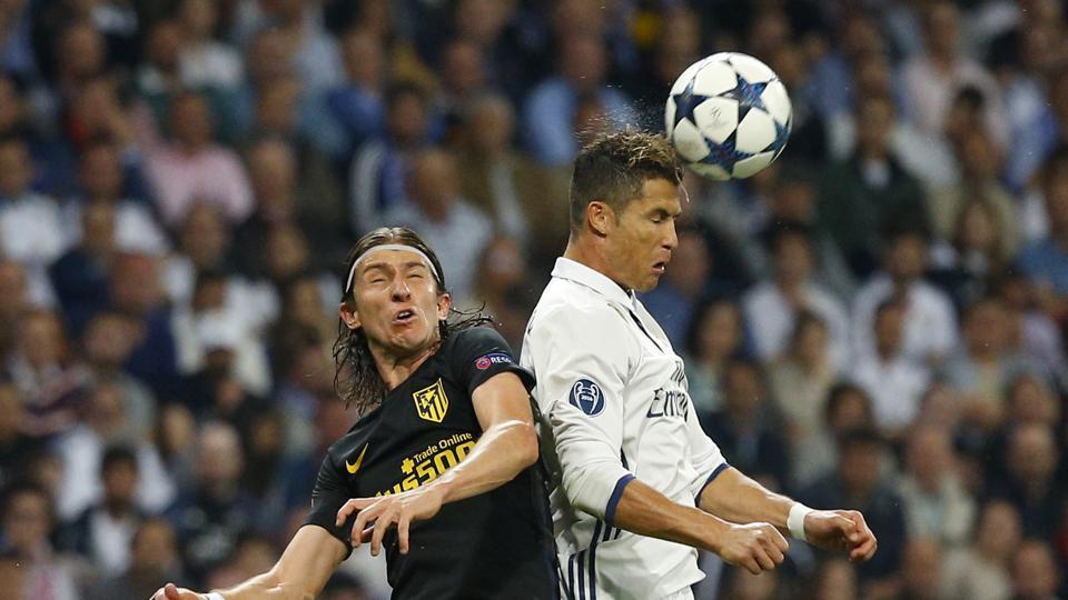 Atletico Madrid,Real Madrid,UEFA