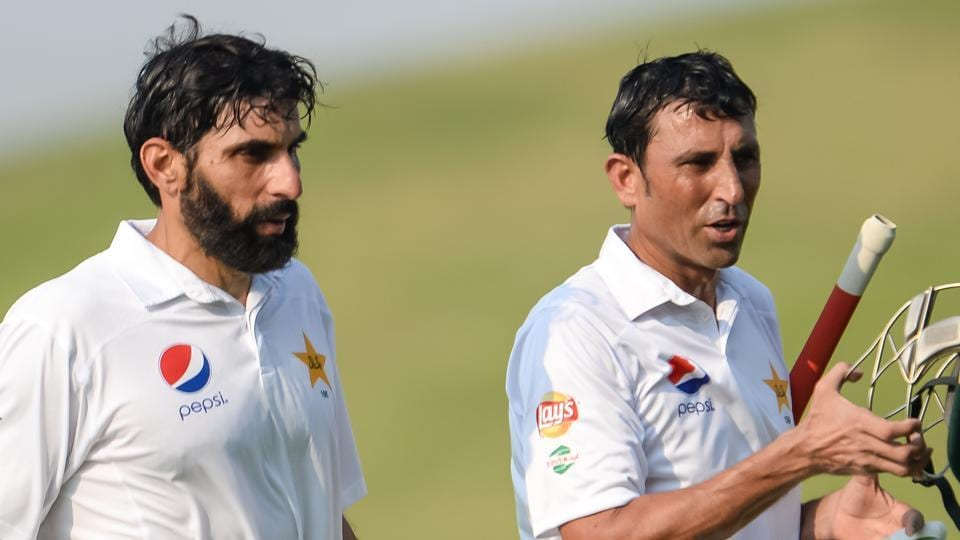 Misbah-ul-Haq and Younis Khan will retire from international cricket after the end of the third Test between West Indies and Pakistan from Dominica.