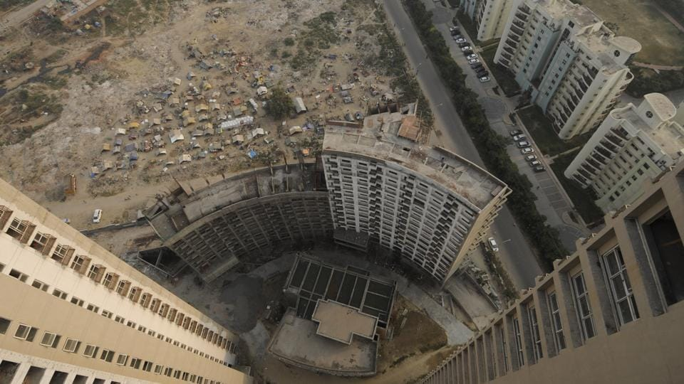 The order was passed on a petition by 12 home-buyers, who had booked flats in the project in 2006 and were promised possession within 36 months (2009).