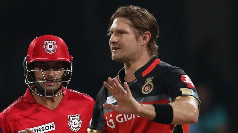 Kings XI beats Royal Challengers by 19 runs in IPL