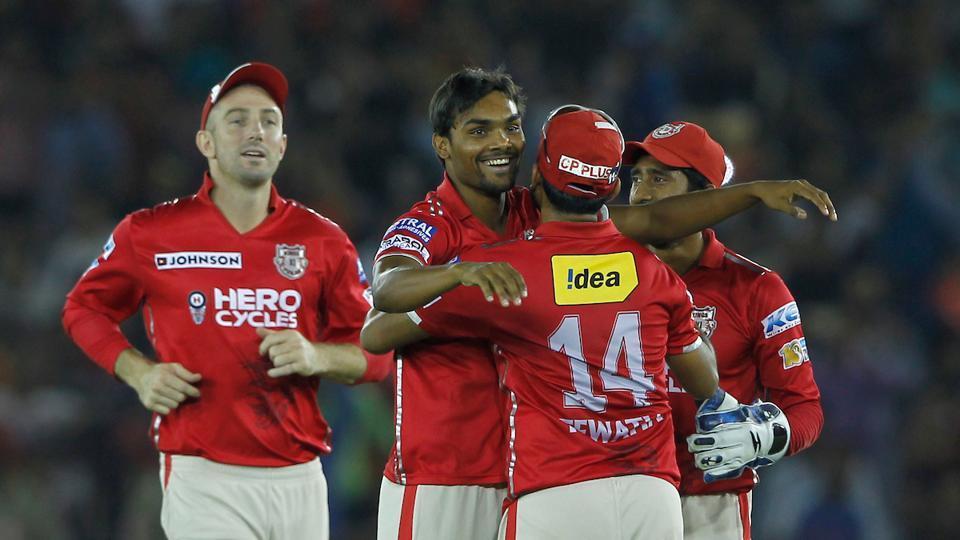 IPL 2017,Kings XI Punjab,Mumbai Indians