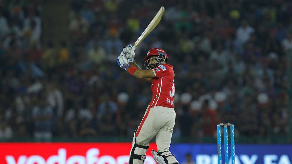 Kings XI Punjab batsmen also played some rash shots to give their wickets away. (BCCI)
