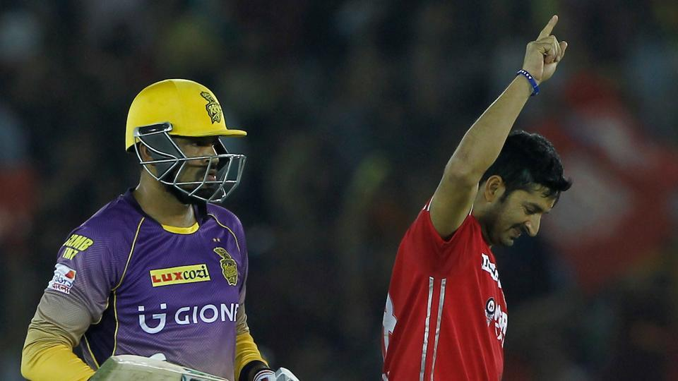 In the end, it was a comprehensive win for Kings XI Punjab with Mohit Sharma being named Man of the Match. (BCCI)
