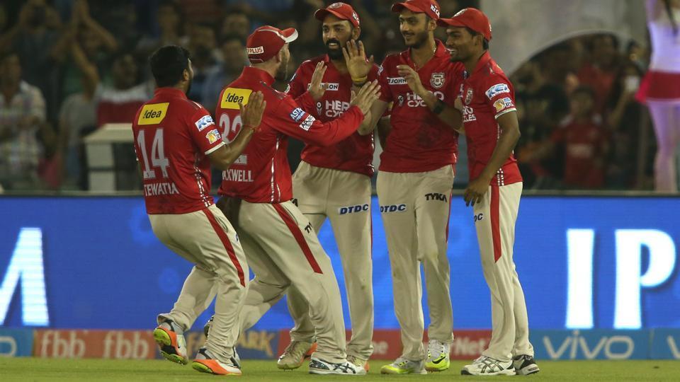 IPL 2017,Kings XIPunjab vs Kolkata Knight Riders,Kings XIPunjab