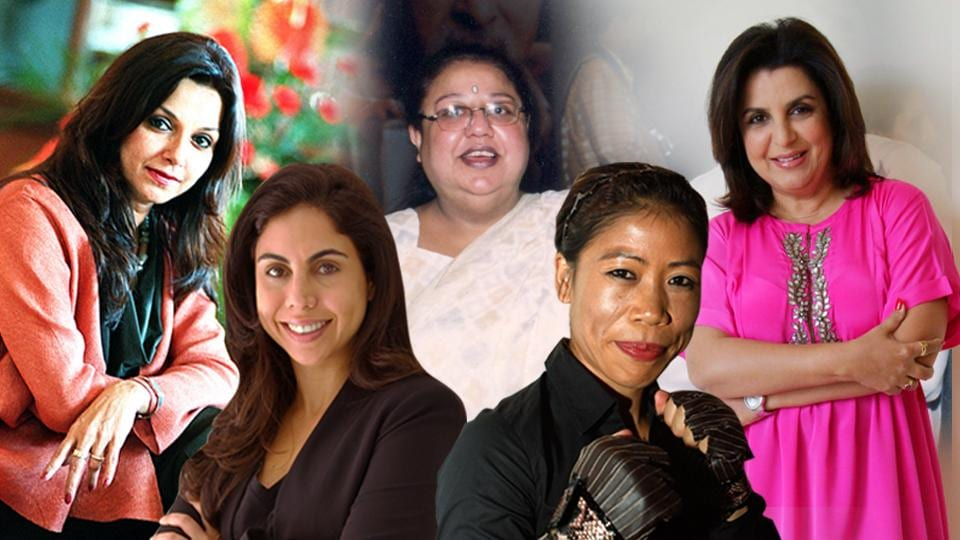 Our Mother's Day special features Lillette Dubey, Nisaba Godrej, Honey Irani (talking about Farhan Akhtar's childhood misadventures as Spiderman), Mary Kom and Farah Khan.