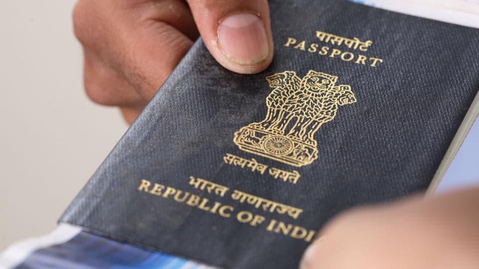The woman used a student visa and a fake Indian passport