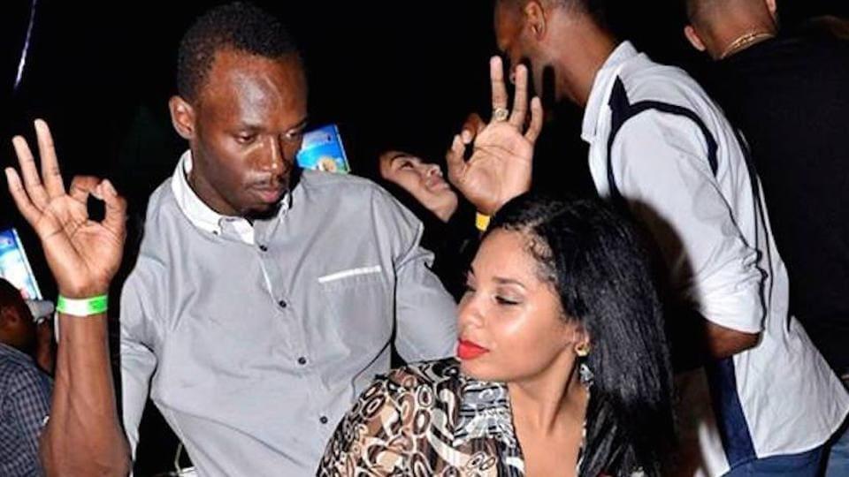 Usain Bolt,Usain Bolt Girlfriend,Kasi Bennett