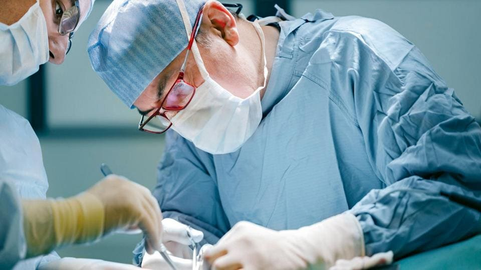 The surgery was done on April 14 and the whole procedure went on for around 12 hours.